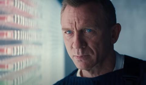 SUKSESS: Daniel Craig har sørget for at 500.000 nordmenn har gått på kino for å se No time to Die og James Bond på 14 dager.