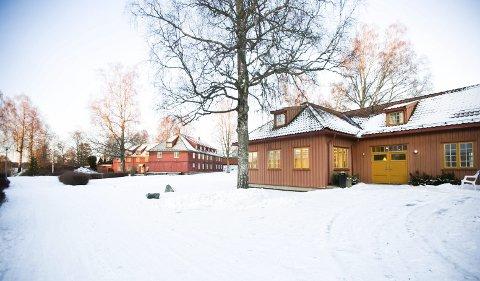 Politikerne vil beholde skansen: Et politisk flertall i Sørum kommune skal nå være enige om at de vil eie Blaker skanse. FOTO: LISBETH LUND ANDRESEN