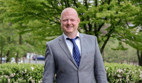 FRP: Espen Hansen Aspås er kandidat til høstens kommunevalg.