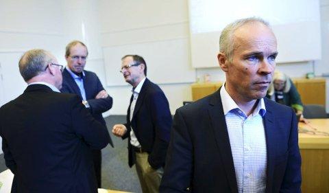 Kommunalminister Jan Tore Sanner (H). Arkivfoto: Kirvil Håberg Allum