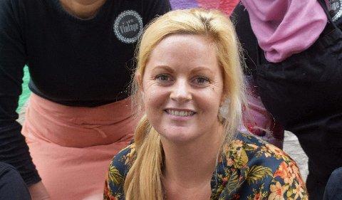 NY ROLLE: 8. mars begynner Camilla Bilstad Johannessen som politisk rådgiver på Stortinget.