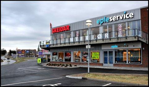 NY BUTIKK: Hyttetorget åpner butikk i Sarpsborg torsdag 22. februar.