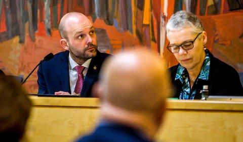 INNSTILLINGEN KLAR: Tilsettingsutvalget har bestemt seg for at Turid Stubø Johnsen bør ta over jobben som kommunedirektør i Sarpsborg kommune.