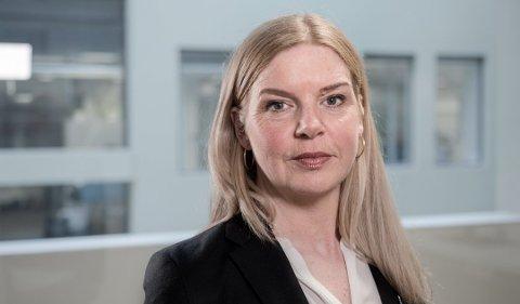Pia Cecilie Høst er fungerende leder for kommunikasjon og digitale tjenester i Forbrukerrådet.  Foto: Forbrukerrådet/ANB
