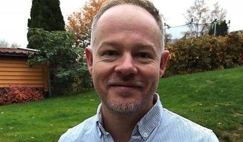 BYTTER BEITE: Bjørn Carlsen etter 10 år i TV2 og de siste årene redaksjonssjef og produsent for Åsted Norge, går Bjørn Carlsen fra Notodden til Dagbladet TV. Foto: Privat