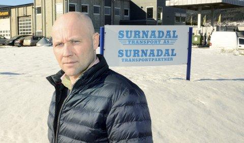 – Det å tilhøre større allianser med store solide norske aktører er viktig for oss for å møte morgendagens konkurranse, sier daglig leder i Surnadal Transport AS, Atle Norli.