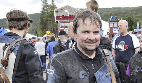 Vant sammenlagt: Terje Nisja var best i Tour de Orkla.