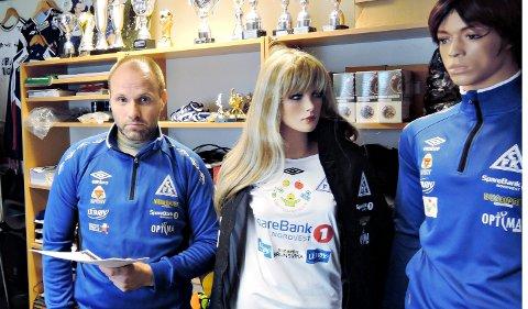 Jan Trygve Pedersen sier det er krevende å drive både CFK som klubb og Nordvesthallen AS som firma i koronapandemien.
