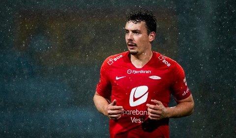Vegard Forren står med 33 A-landskamper for Norge. Nå skal han spille i 4. divisjon på Nordmøre og i Romsdal.