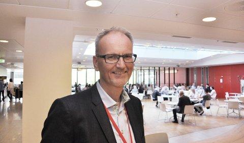 NYTT TILBUD: Espen Opedal, leder Tryg forsikring i Norge