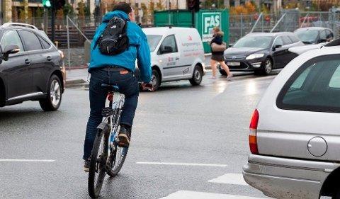 En ny undersøkelse viser at det er syklister norske bilister frykter aller mest i trafikken.