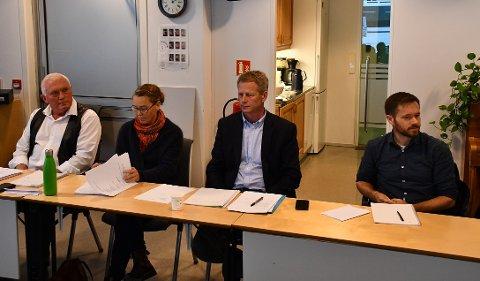 Steinar Thorsen, Tove Aargaard, Knut Aall og Jan Roger Ekedal (alle Xtra-lista) vil sammen med Hans Tomter (KrF)  trolig måtte utkjempe mange kamper på egenhånd i den kommende perioden.