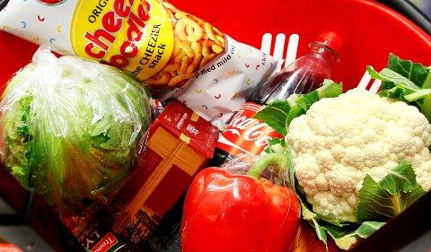 VARER PÅ DØRA: Proviant.no startet opp sin konsept i vinter – middager og hverdagsmat til lavpris.