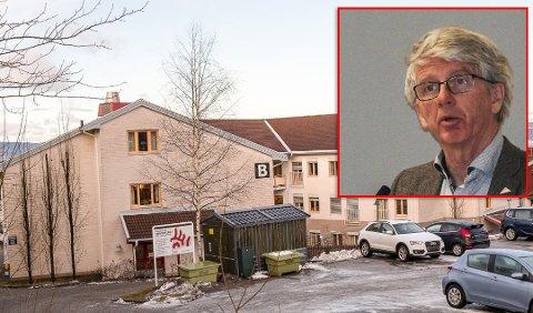 Arne Maus har opprettet en innsamlingsaksjon til de som er i konflikt med kommunen og Nesoddtunet.