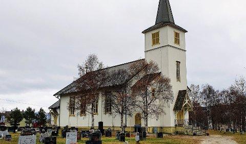 Konserten holdes i Folldal Kirke.