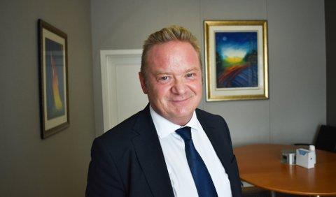 Advokat Robert Myhre er prosessfullmektig for Bodø kommune i erstatningssaken reist av Braathe Gruppen mot kommunen.