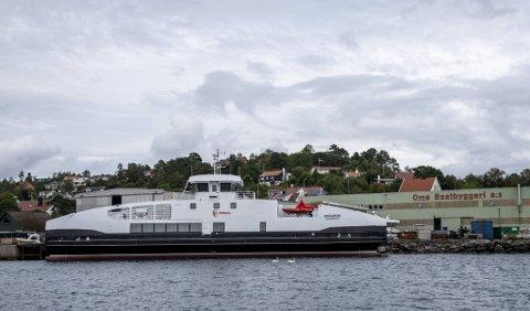 Boreal betjener samband over store deler av landet, deriblant Kinsarvik-Utne i Vestland.