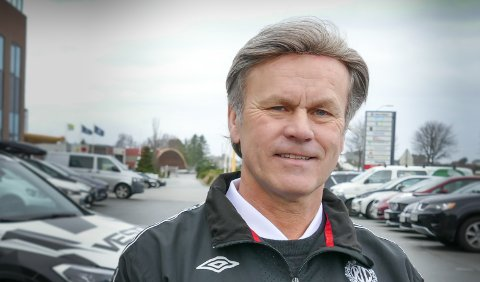 25 kjappe: Olav Prestegård