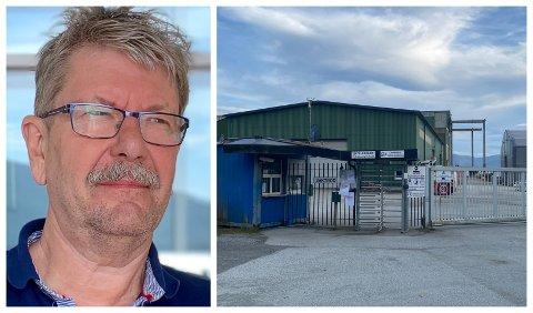 VENTAR FLEIRE SMITTA: Ordførar i Hyllestad kommune, Kjell Eide, seier han forventar enno fleire smittetilfelle dei neste dagane.