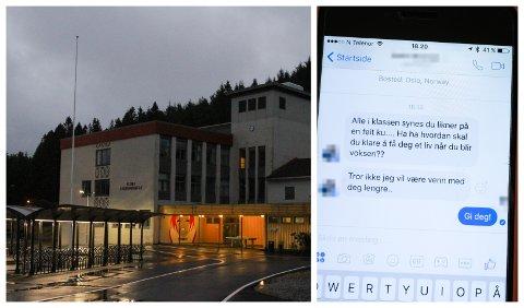 ÅTVARAR; Fleire elevar ved Florø ungdomsskule har blitt krenka på appen Yolo den siste tida. Skulen og politiet oppmoder om å slette appen. NB: Illustrasjonsfotoet er ikkje av Yolo-appen.