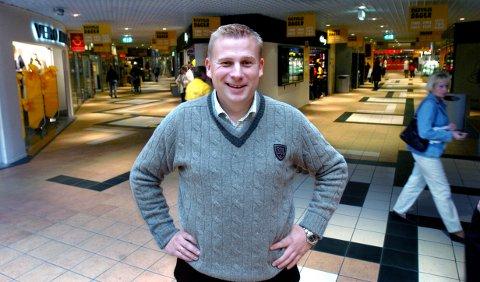 Eiendomsutvikler: Espen Eggen var senterleder i Østfoldhallene fra 2001 til 2009 og senere leder for Volvat i Fredrikstad. Nå skal han ta seg av kommunens tomteverdier. (Arkivfoto: Jan Erik Skau)