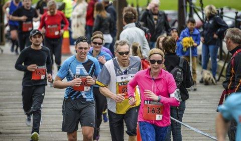 Økende interesse: Stadig flere vil løpe Glommaløpet. I år arrangeres det 13. mai. arkivfoto: kent Inge Olsen