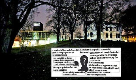 Varslersaken har preget Fredrikstad kommune og rådhuset i seks år. Totalregningen har nå kommet opp i flere titalls millioner kroner, viser FBs beregninger.