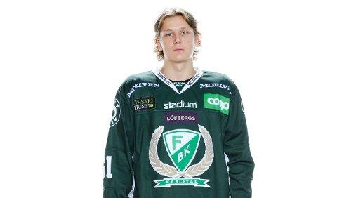 SIGNERTE: Douglas Byrkjeland, forward og lillebror til Benjamin Byrkjeland.