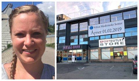 SKAL DRIVE VOLVAT: Therese Skar (Foto: Privat) er ansatt som daglig leder ved Volvat Lillehammer, som åpner dørene 1. februar 2019.