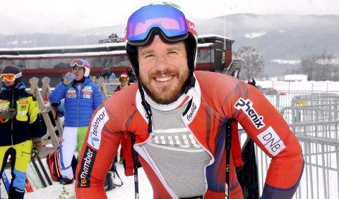 Kjetil Jansrud kjørte ut for andre gang på to dager i Bormio.