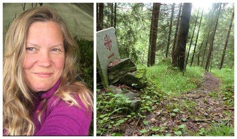 Når ikke Anne Lene Andersen forsøker alt hun kan å komme seg til Trondheim på egne bein, så jobber hun på G-Sport Strandtorget på Lillehammer.