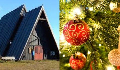 TO GUDSTJENESTER: Plass til flere julekvelden.