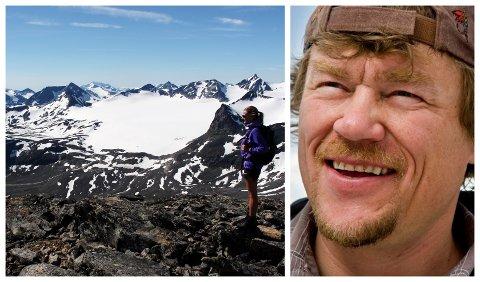 Kunne du tenke deg en tur med Lars Monsen i sommer?