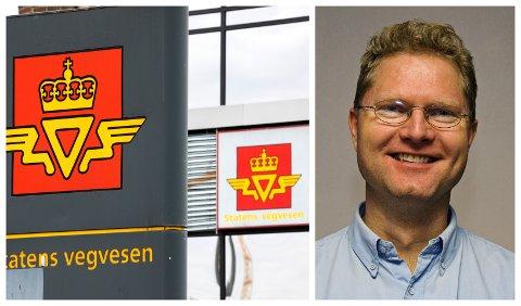 Tillitsvalgte i Statens vegvesen påpeker at Tor André Johnsen utelater det faktum at Statens vegvesen også har kartlagt hvordan E6 kan bygges billigere.