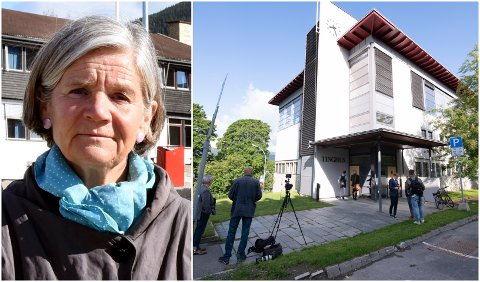 13 ansatte og 70.000-80.000 innbyggere blir berørt dersom tingretten i sør og nord-Gudbrandsdal vedtas flyttet til Hamar.