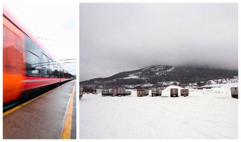 LANGT FRAM: Lillehammer næringsforening mener alternativet med hensettingsanlegg i fjell bør utredes nøye.