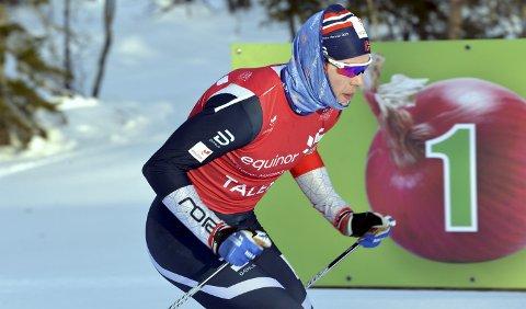 Mattis Stenshagen er tatt ut til verdenscupsprinten i Drammen.