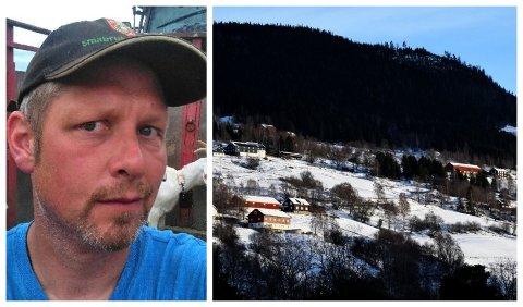 DYR STRØM: Trond Klaape (bildet), leder i Oppland Bonde og Småbrukarlag, får flere telefoner fra bønder som sliter med å dyre strømregninger.