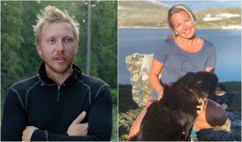 Kjetil Nørstebø (28), kjent fra Farmen, og Tea Karoline Mork (24) fra Skjåk er kjærester.