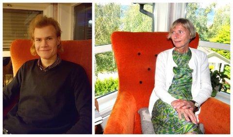 SORG OG SAVN: Tove Langsveen har skrevet bok med utgangspunkt i tekstene til sin avdøde sønn, Sivert Langsveen Tjæreboden. – Jeg håper boka kan få mennesker til å tørre å åpne seg om det som er vanskelig, sier hun.