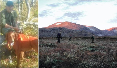 RYPEJAKT: Anders Larsen fra Lillehammer må nok en gang se langt etter å kunnejakte fra hytta i Langmorkje almenning. På 45 år har han fått tildelt jaktkort to ganger.