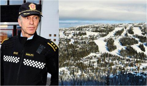 INNBRUDD: Lensmann Jon Gaarden sier politiet vil holde oppsyn med hytteområdene. - Vi kommer til å legge de inn i den ordinære patruljetjenesten vår.
