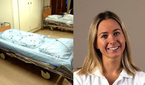 SAMMENLIGNER: Kirsti Kolseth har en mastergrad i klinisk ernæring fra utdannelse i Norge og England. Hun mener det er stor forskjel på hvordan de to landene vektlegger betydningen av ernæringskompetanse i helseinstitusjonene.