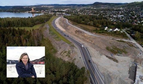 E6: Ved å bygge enda mer motorvei, settes utvikling av moderne jernbane ytterligere på vent, skriver Heidi Kristoffersen, leder Naturvernforbundet i Oppland.
