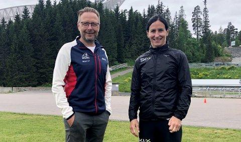 Birken AS og daglig leder Eirik Torbjørnsen har signert treneravtale med Marit Bjørgen (bildet) og Martin Johnsrud Sundby.
