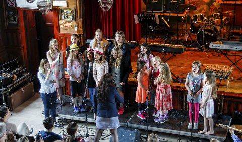 Kulturskolen: har et godt opplegg for musikkundervisning, men rektor Eldbjørg Furholt ønsker også å kunne ha undervisning i flere typer kulturuttrykk. Arkivfoto