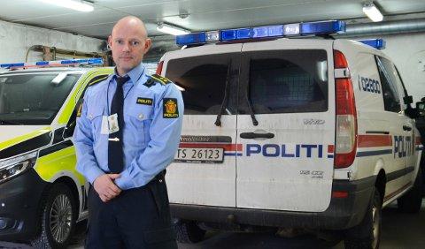 Etterforskingsleiar Paul Henriksen fortel om ei trafikkulykke som overraska både politi og bilmekanikar.