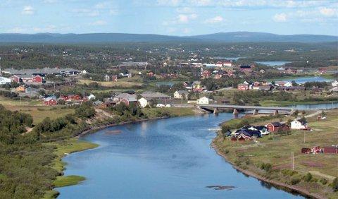 KLOAKK: I nærmere en måned var det utslipp av urenset kloakk ut i elva i Kautokeino.