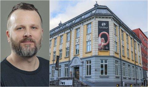 OPPGJØRET: Kommunikasjonssjef Kjetil Rydland tar et kraftig oppgjør med styret ved sin tidligere arbeidsgiver Nordnorsk kunstmuseum.