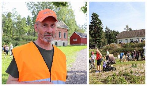 Jan Grønseth gleder seg over at det er mulig å arrangere et nytt friluftstreff i august.